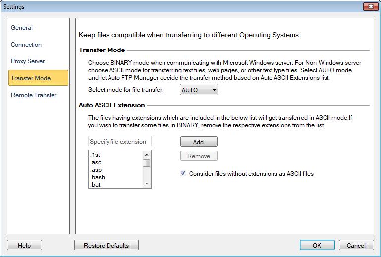 Ftp download binary file c