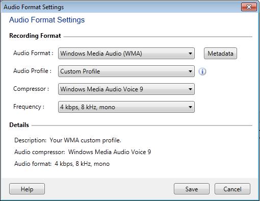 Link 1 audio pro.