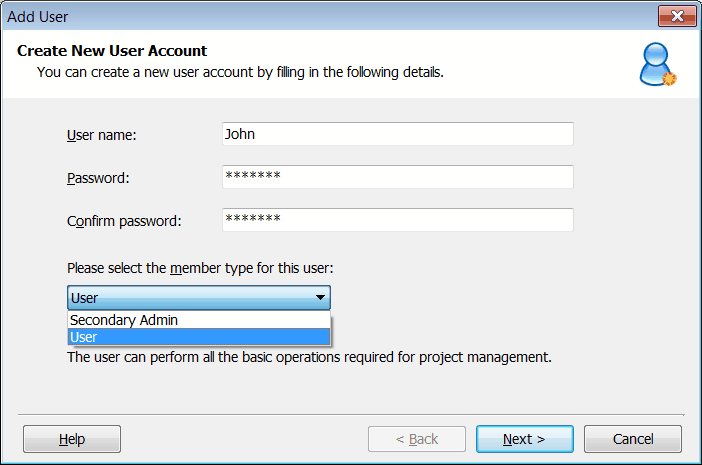how to add accounts to advert manager