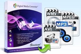 Digital Media Converter Media Conversion Software