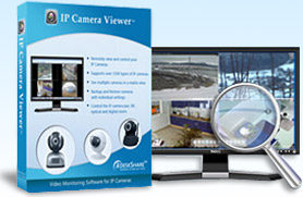 IP Camera Viewer - Free IP Camera Monitoring Software