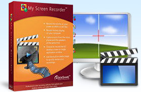 My Screen Recorder - Screen Recording Software