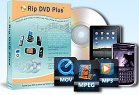 DVD Ripping Software: Transfer DVDs to almost any video