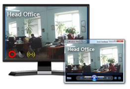 Security Monitor Pro - Schedule camera to start and stop video recording