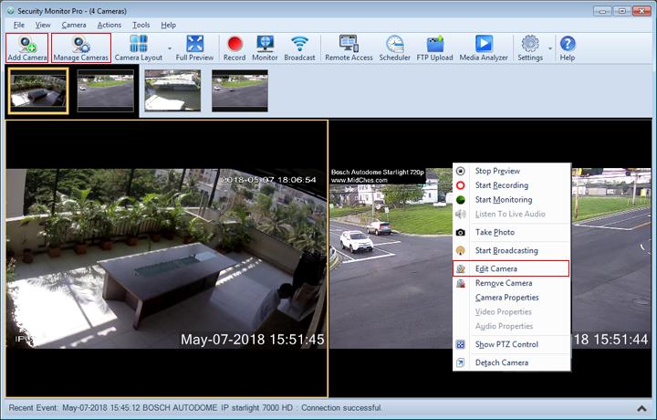 Resultado de imagen de Security Monitor PRO