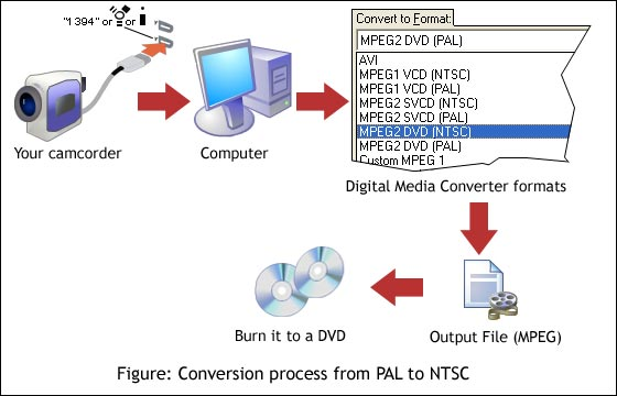 Pal To Ntsc Converter Software